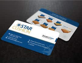#116 for Design some Business Cards for Star Cushion af GhaithAlabid