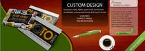 Design a Banner for the sale of: postcards & flyers.... için Graphic Design3 No.lu Yarışma Girdisi