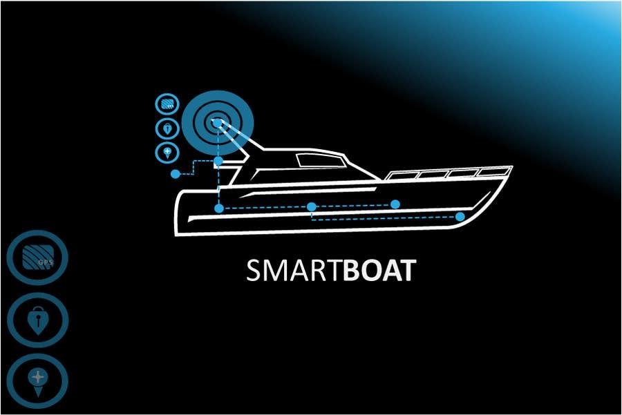 Конкурсная заявка №                                        33                                      для                                         Illustration Design for SmartBoat