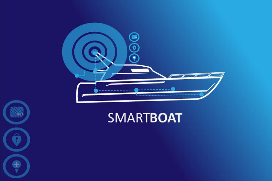 Participación en el concurso Nro.31 para Illustration Design for SmartBoat