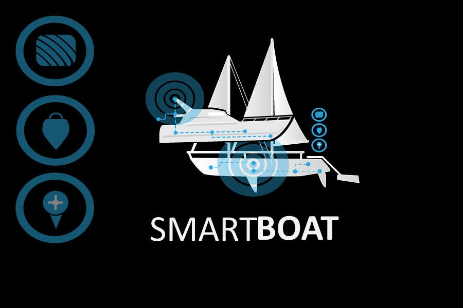 Entri Kontes #                                        29                                      untuk                                        Illustration Design for SmartBoat