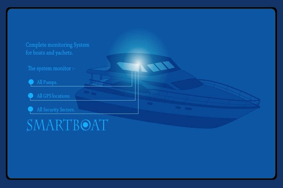 Конкурсная заявка №                                        36                                      для                                         Illustration Design for SmartBoat