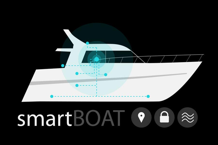 Participación en el concurso Nro.4 para Illustration Design for SmartBoat