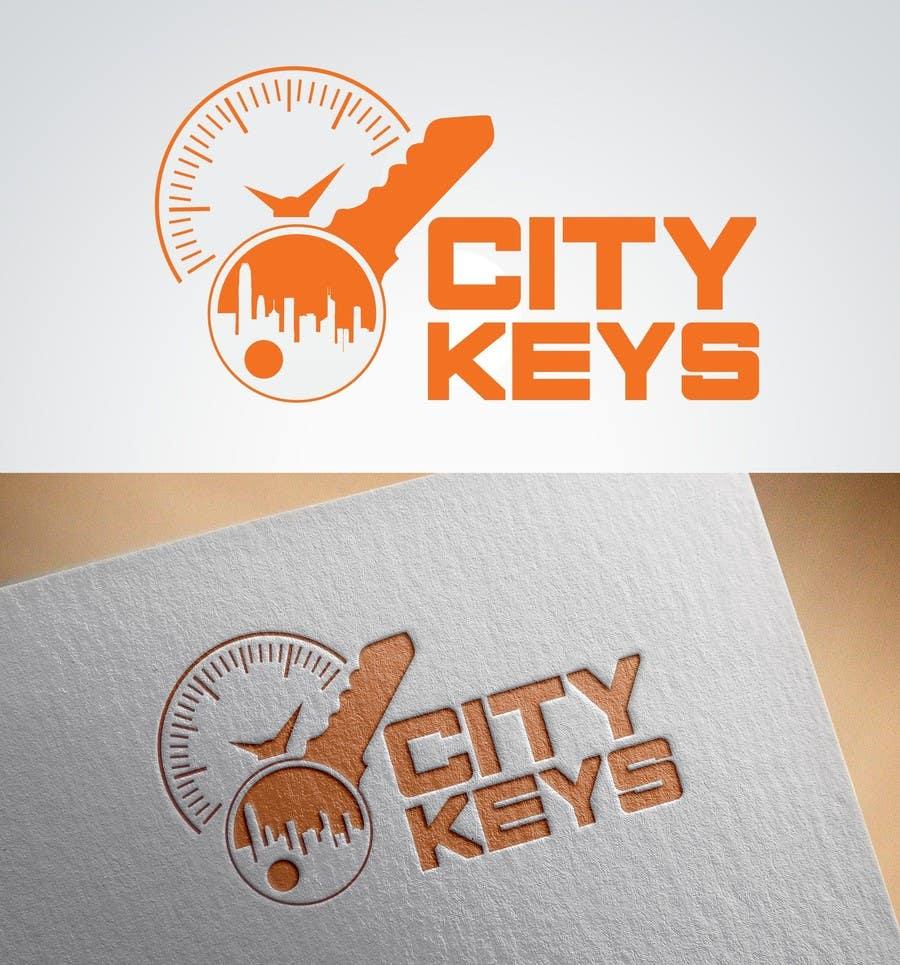 Konkurrenceindlæg #                                        24                                      for                                         Design a Logo for citykeys