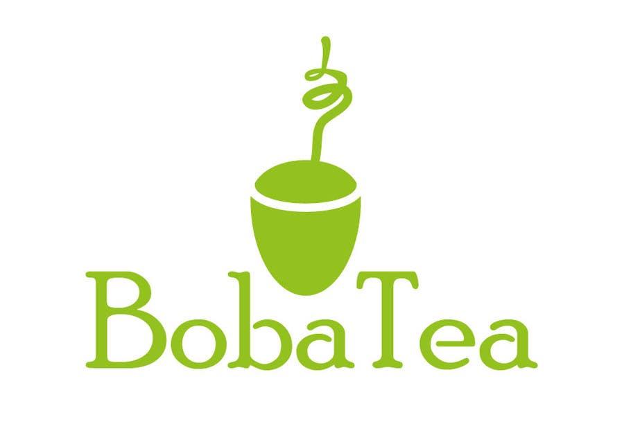 Contest Entry #                                        12                                      for                                         Design a Logo for BobaTea (Bubble Tea Drink Brand)