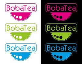 Nro 13 kilpailuun Design a Logo for BobaTea (Bubble Tea Drink Brand) käyttäjältä flowkai