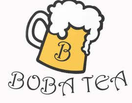 #28 para Design a Logo for BobaTea (Bubble Tea Drink Brand) por ajivets