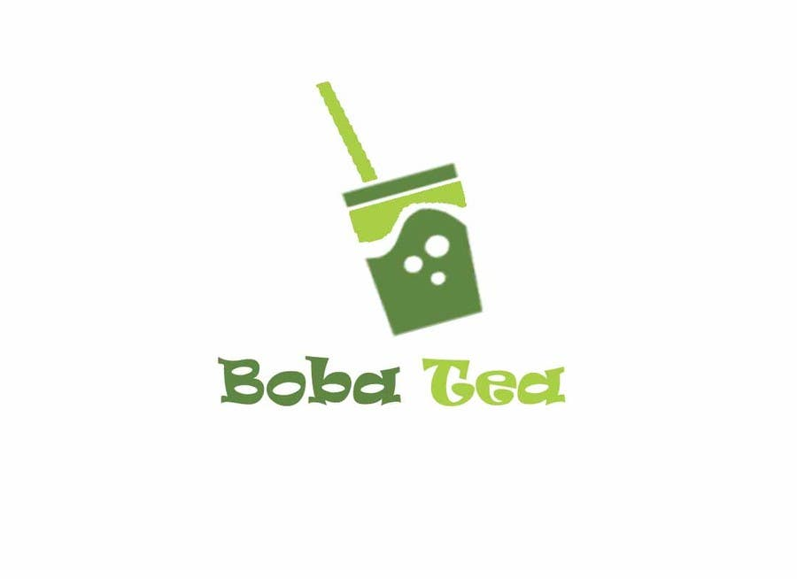 Contest Entry #                                        17                                      for                                         Design a Logo for BobaTea (Bubble Tea Drink Brand)