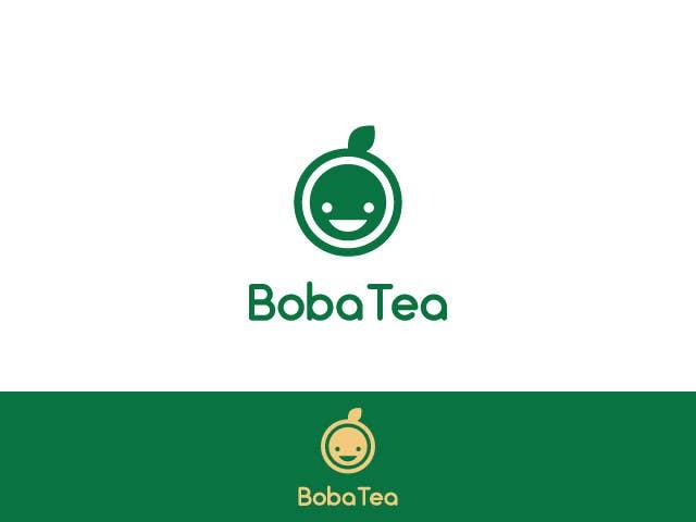 Contest Entry #                                        5                                      for                                         Design a Logo for BobaTea (Bubble Tea Drink Brand)