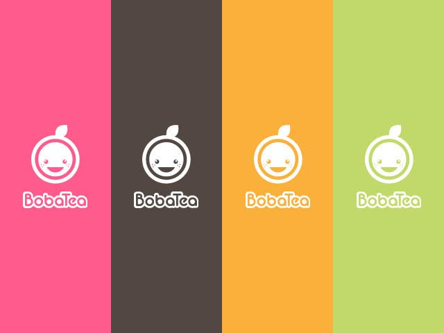 Konkurrenceindlæg #10 for Design a Logo for BobaTea (Bubble Tea Drink Brand)