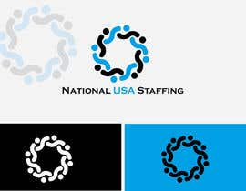 #10 cho Design a Logo for new National USA staffing firm (employment agency) bởi naqeebkhowaja