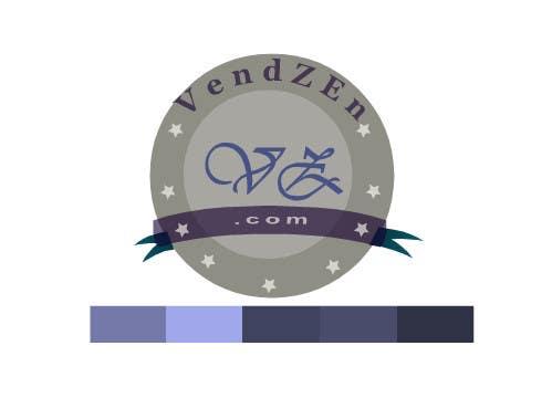 Kilpailutyö #70 kilpailussa Design a Logo for VendZen!
