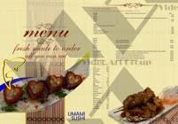 Graphic Design Contest Entry #32 for Restaurant Menu Design