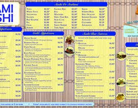 #14 for Restaurant Menu Design by tishswanson