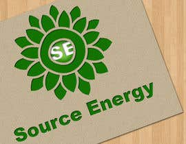 #77 para Design a Logo for my company Source Energy por CodeIgnite