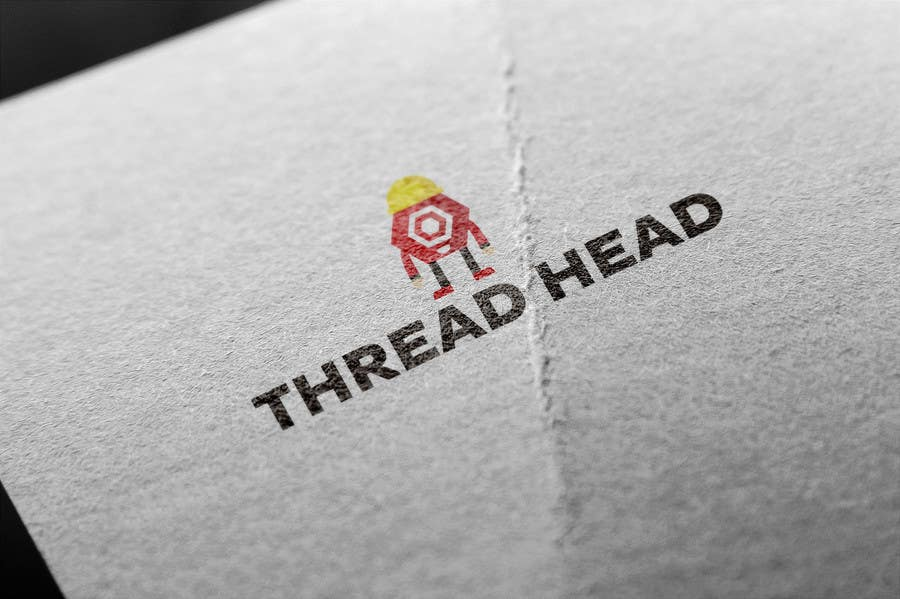 Proposition n°                                        14                                      du concours                                         Character design for Thread Head Company mascots