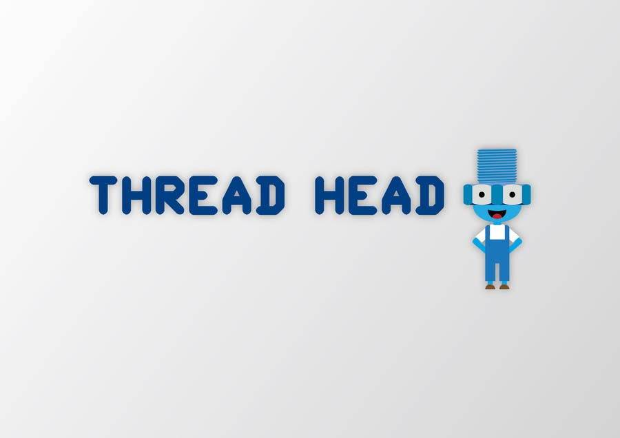 Proposition n°                                        76                                      du concours                                         Character design for Thread Head Company mascots