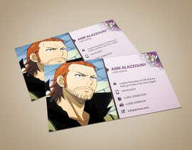#15 for Design some Business Cards for anime site by logodesigingpk