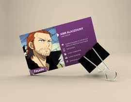 #21 for Design some Business Cards for anime site by logodesigingpk