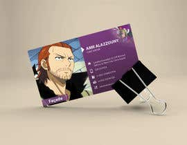#22 for Design some Business Cards for anime site by logodesigingpk