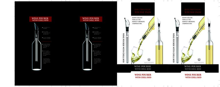 Konkurrenceindlæg #                                        6                                      for                                         I need some Graphic Design for Classic Lines Wine Chiller