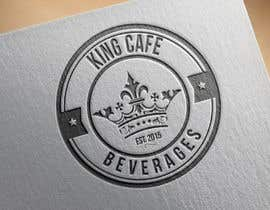 #41 untuk Design a Logo for King Cafe Beverages oleh dhazrianbelmar
