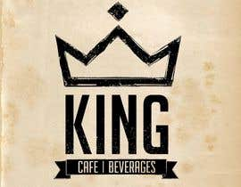 #159 untuk Design a Logo for King Cafe Beverages oleh biancajeswant
