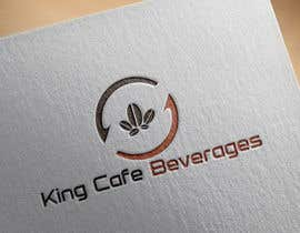 #15 untuk Design a Logo for King Cafe Beverages oleh starlogo01