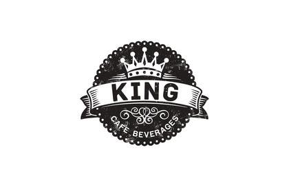 #134 untuk Design a Logo for King Cafe Beverages oleh Jayson1982