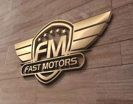 #37 cho Design a Logo for FAST MOTORS bởi wickhead75