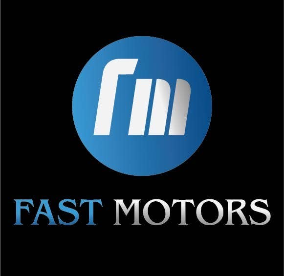 Konkurrenceindlæg #                                        3                                      for                                         Design a Logo for FAST MOTORS