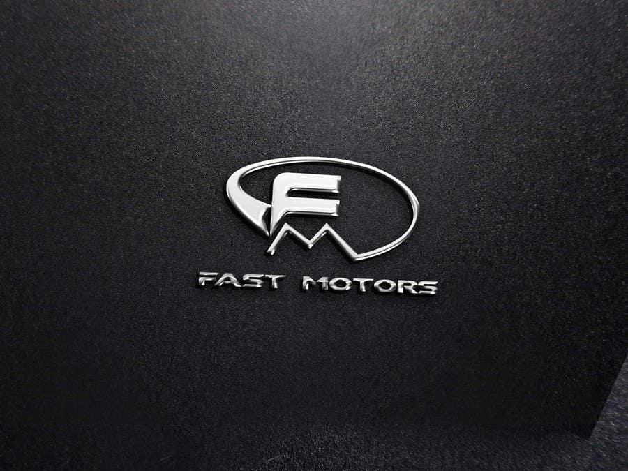 Konkurrenceindlæg #                                        31                                      for                                         Design a Logo for FAST MOTORS