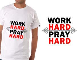 #3 for Work Hard Pray Hard af SheryVejdani