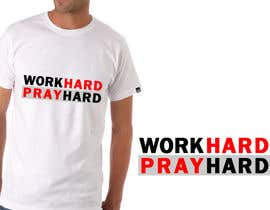 #5 for Work Hard Pray Hard af SheryVejdani