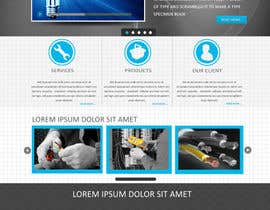 peaceonweb tarafından Build a Website for new electrical/electronic contractor için no 32