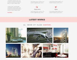 #5 for Design a homepage for an educational company af IrinaVeresova