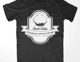 #10 para Design a T-Shirt for Swole Cakes por GMExodia