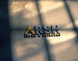 "#82 for Design a Logo for ""Arsh Infra & Builders"" by rajibdebnath900"