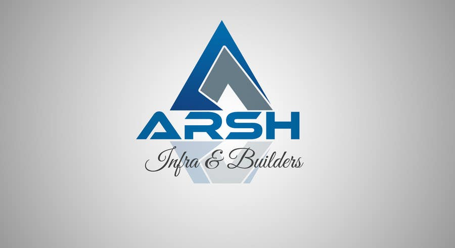 "Konkurrenceindlæg #1 for Design a Logo for ""Arsh Infra & Builders"""