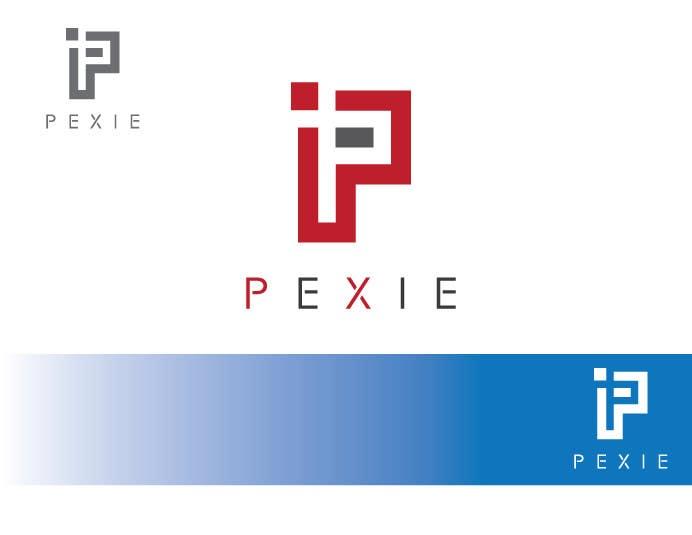 Kilpailutyö #25 kilpailussa Design a Logo for concept company PEXIE