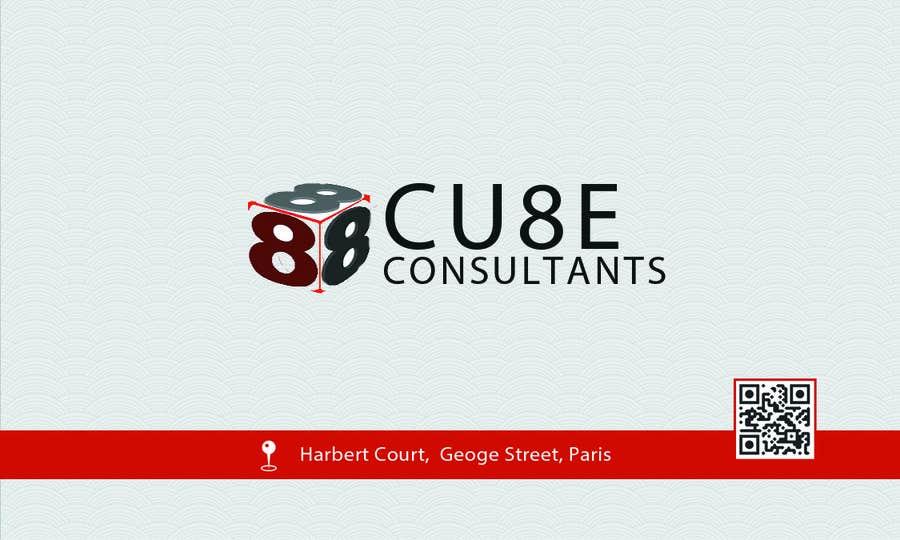 Penyertaan Peraduan #8 untuk Business card design