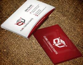 Nro 121 kilpailuun Business card design käyttäjältä mdreyad