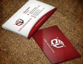 #77 para Business card design por nuhanenterprisei