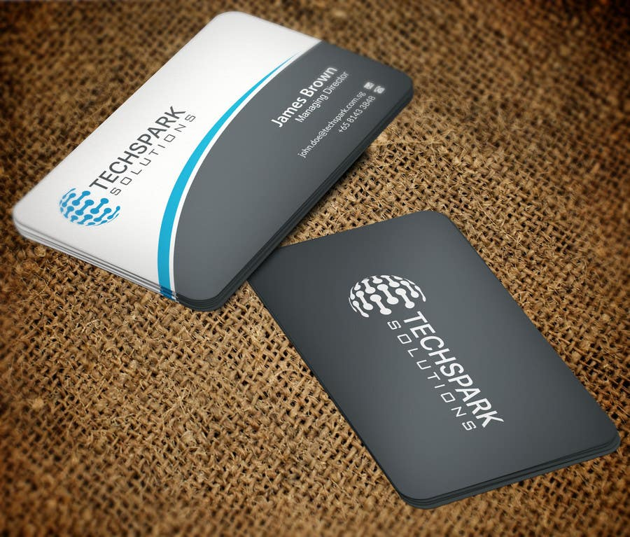 Konkurrenceindlæg #                                        126                                      for                                         Design business card