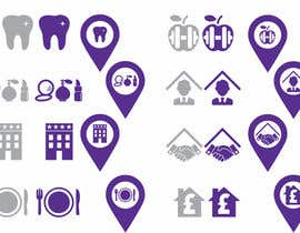 #7 cho Design some Icons for a new business directory website bởi stojicicsrdjan