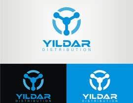 "Nro 65 kilpailuun Design a Logo for a Distribution Firm "" YILDAR Distribution "" käyttäjältä fijarobc"
