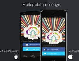 #23 untuk Design a Mobile Application oleh cbastian19