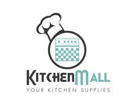 #21 for Design a Logo for KITCHEN MALL -- 3 af MatiasPescador