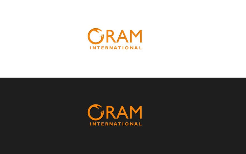 Proposition n°                                        14                                      du concours                                         Design a Logo for ORAM International
