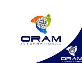 nº 120 pour Design a Logo for ORAM International par iyospramana